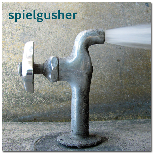 cover of the spielgusher album